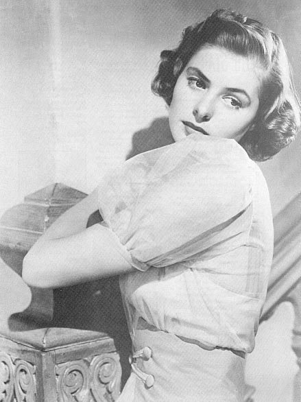 Ingrid early 1940s